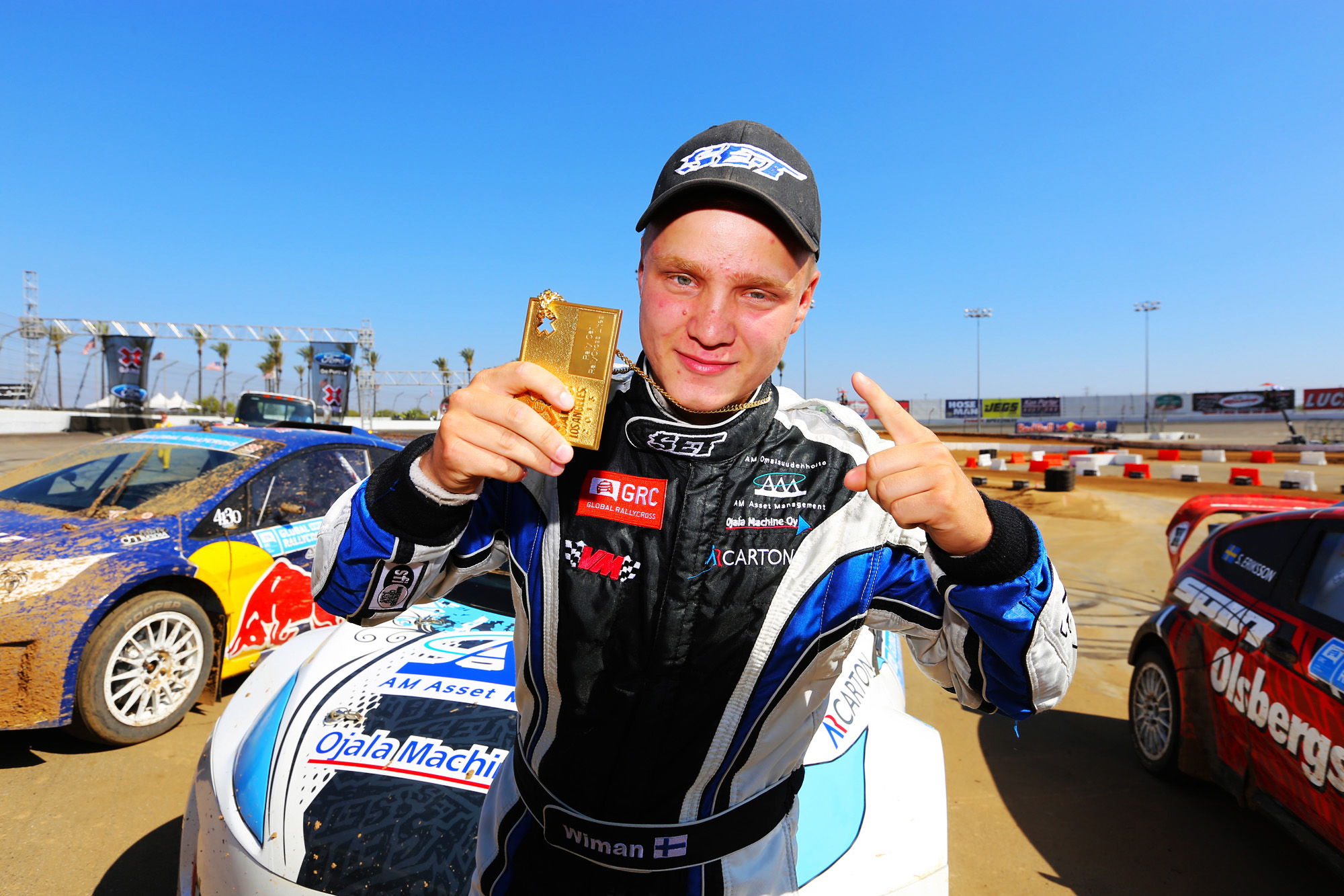 Wiman to test Supercars with OlsbergsMSE