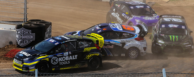 Olsbergs MSE Fords fast at X Games