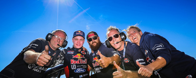 Double podium for Olsbergs MSE in GRC doubleheader