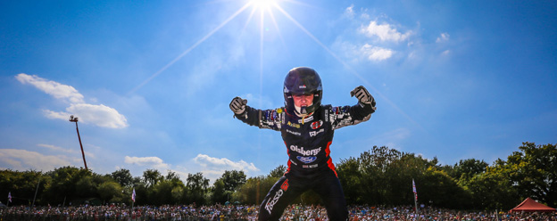 Reinis Nitiss returns to World RX podium in France