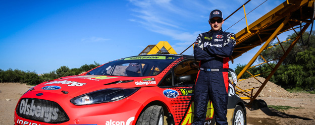 Kevin Eriksson steps up from RXLites to SuperCar