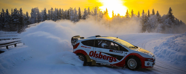 New Rallycross series: SuperCar Lites RallyX On Ice