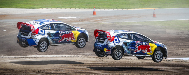 Double podium for OMSE in Red Bull GRC doubleheader