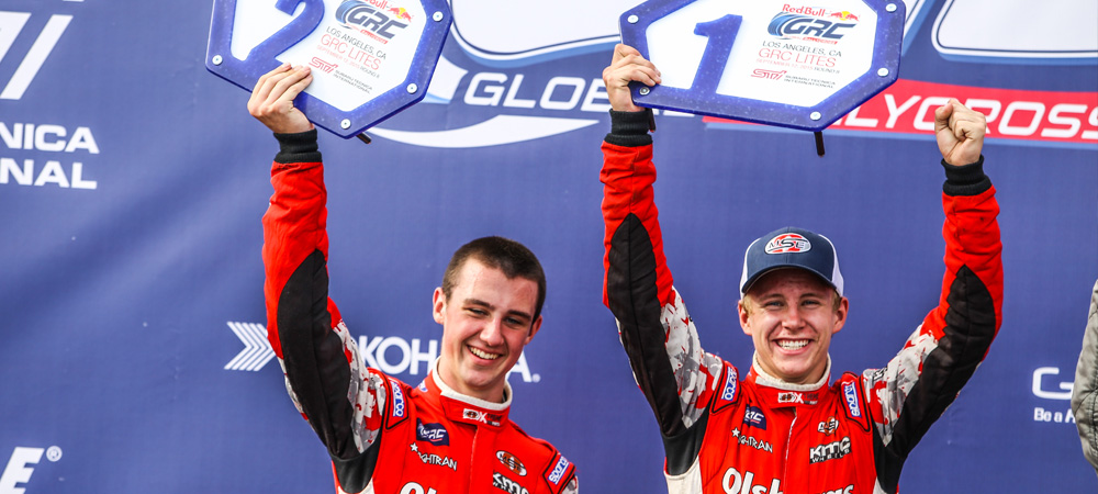 Lites drivers lead OMSE charge into GRC finale