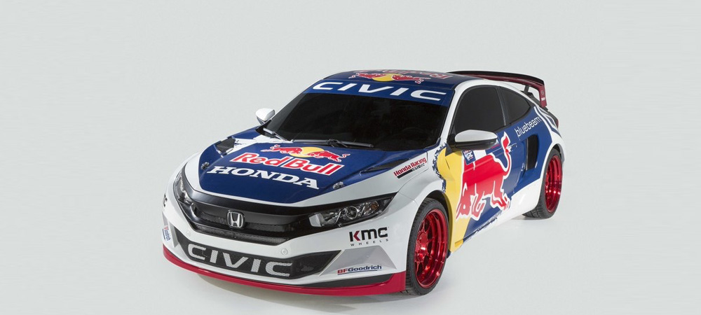 OMSE with Honda and RedBull to Compete in 2016 RedBullGRC