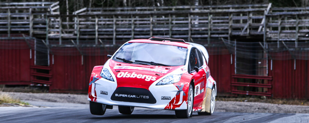 OMSE X Forces And Oliver Eriksson To Defend Their 2015 GRC Lites Title